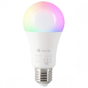 Lampadina Intelligente NGS Gleam727C RGB LED E27 7W