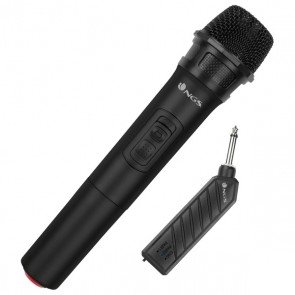 Microfono NGS Singer Air 400 mAh Nero