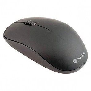 Mouse Ottico Wireless NGS Easy Alpha 1000 dpi Nero