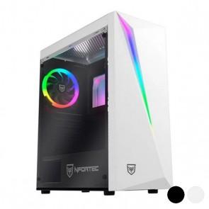 Casse Semitorre Micro ATX / Mini ITX / ATX Nfortec Lynx RGB LED