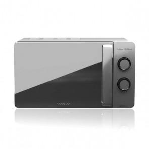 Microonde con Grill Cecotec ProClean 3160 20 L 700W Argentato