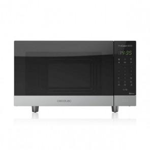 Microonde Cecotec ProClean 6010 23 L 800W Nero Argentato