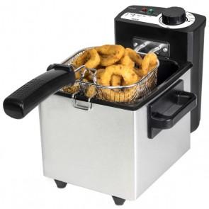 Friggitrice Cecotec Cleanfry 1,5 L 1000W Inox