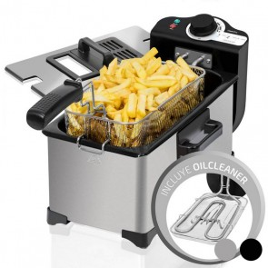Friggitrice Cecotec Cleanfry 3 L 2000W