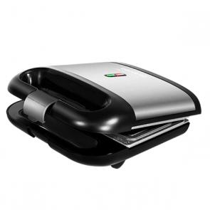Piastra Grill Elettrica Cecotec Rock´nToast 750W Nero Inox