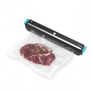 Macchina Sottovuoto e Sigilla Sacchetti Cecotec FoodCare SealVac 600 Easy 85W Nero