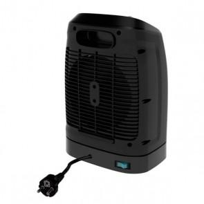 Termoventilatore Portatile Cecotec Ready Warm 9600 Smart Force 2000W Nero