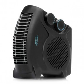 Termoventilatore Portatile Cecotec Ready Warm 9700 Dual Force 2000W Nero