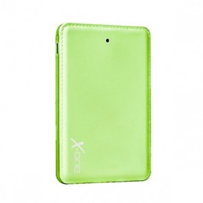 Power Bank Ref. 100755 3000 mAh Verde 3 in 1