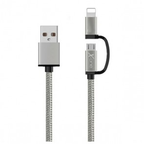Caricabatterie USB per iPad/iPhone Ref. 101127
