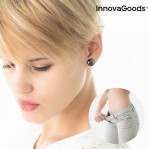 Orecchini Snellenti Biomagnetici Slimagnetic InnovaGoods