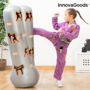 Sacco da Boxe da Terra Gonfiabile per Bambini InnovaGoods