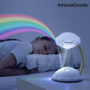 Proiettore LED Nuvola Arcobaleno Libow InnovaGoods