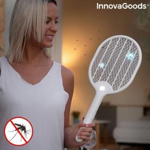 Racchetta Uccidi Insetti Ricaricabile con LED Rackill InnovaGoods