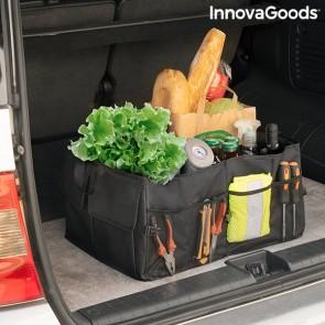 Portaoggetti Pieghevole per Bagagliaio Auto Carry InnovaGoods
