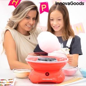 Macchina per Zucchero Filato SweetyCloud InnovaGoods 400W