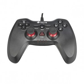 Controller Gaming NGS NGS-GAMING-0015 PC/PS3 USB LED Nero