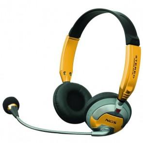 Auricolari con Microfono NGS MSX6Pro Diadema Grigio