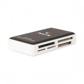 Lettore di Schede Esterno NGS FLTLFL0028 MULTIREADERPRO USB 2.0