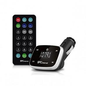 Lettore MP3 per Auto SPC 8150N LCD SD USB Nero