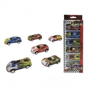Playset di Veicoli Racing (6 pcs)