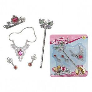 Set di Bellezza Princess Accessories (27,5 x 33,5 cm)