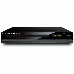 Riproduttore DVD Innova 41860 LED DISPLAY HDMI USB DVD+RW