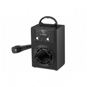 Altoparlante a Colonna Innova TW/BK6 800 mAh Bluetooth 5W Nero