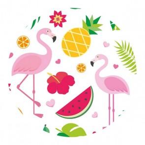 Disco Antigoccia per Bottiglia Koala Flamingo (4 pcs) Plastica