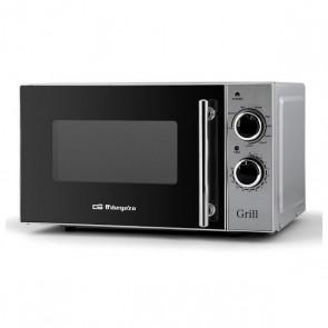 Microonde con Grill Orbegozo MIG2550 20 L 700W Argentato