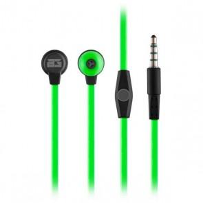 Auricolare con Microfono Gaming BG BG-AUD09 1,2 m Verde