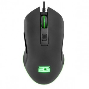 Mouse Gaming con LED BG BGAPACHE 3200 dpi Nero