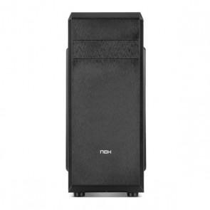 Cassa Minitorre Micro ATX con Unità di Alimentazione NOX NXLITE040 Nero