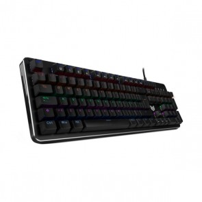 Tastiera per Giochi BG RAVEN LED RGB Nero