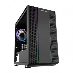 Cassa Minitorre Micro ATX / ITX NOX Hummer Fusion RGB LED Nero
