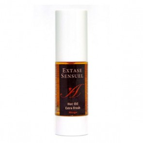 Olio Stimolante al Mango Fresco Hot Extase Sensuel E21981