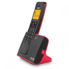 Telefono Senza Fili Dect SPC 7290R Nero