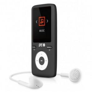 Riproduttore MP4 SPC Pure Sound Colour 2 8 GB Nero