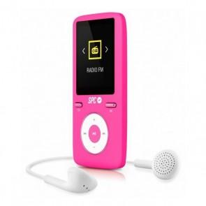 """Riproduttore MP4 SPC 8488P 1,8"""" 8 GB FM Rosa"""