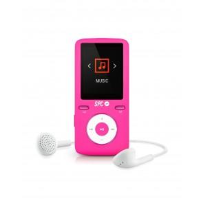 Riproduttore MP4 SPC Pure Sound Colour 2 Reproductor MP3/MP4 Rosado 8488P