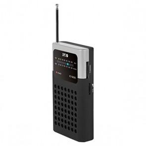 Radio Transistor SPC 4573N FM/AM Portatile Nero