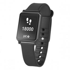 """Smartwatch con Podometro SPC 9616T 1.28"""" Bluetooth 4.0 Titanio"""