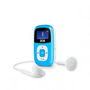 "MP3 SPC MREMMP0337 8668A FIREFLY 1"" 8GB Bluetooth 2.0 Azzurro"