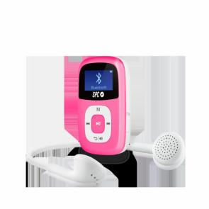 Riproduttore MP3 SPC 8668P 8 GB Bluetooth FM Rosa