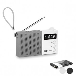 Radio Transistor SPC Jetty Max 4578B AM/FM