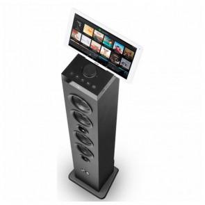 Altoparlante a Colonna SPC 4554N Bluetooth USB FM 100W Nero