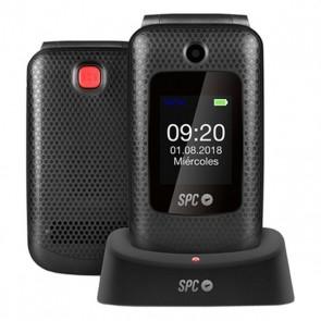 """Cellulare per anziani SPC Goliath 2.8"""" Nero"""
