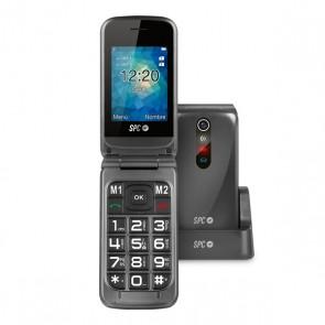 """Telefono Cellulare SPC Stella 2317T 2,4"""" Bluetooth 800 mAh Grigio"""
