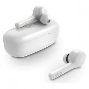 Auricolari Bluetooth SPC BT 4614B Zion Air Bianco