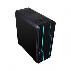 Case Semitorre ATX con Lettore di Schede Hiditec V10 RGB